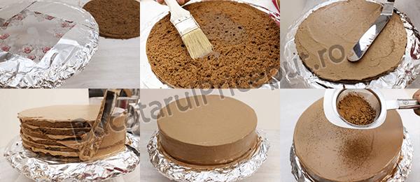 asamblare tort
